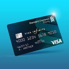 debit cards standard chartered kenya