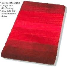 red bath rug link below this image for more details rugs at target
