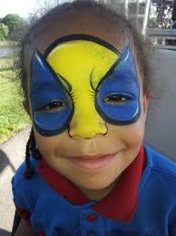 face art by melissa face painting in the nyc area superheroes