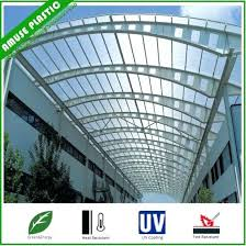 clear plastic greenhouse roofing hollow sheets solid panels roof polycarbonate corrugated china