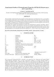 Pdf Experimental Studies Of Thermodynamic Properties Of