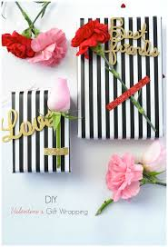 diy valentine s gift wrapping