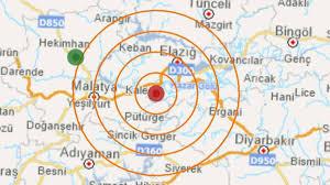 Son dakika haberi… Elazığ'da deprem! Gaziantep, Diyarbakır ve Malatya'da da  hissedildi... Deprem mi oldu?