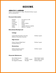 Examples Of References For Resume Examples Of References For A Resume Reference Page Sample How To 17