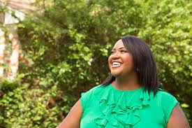 Image result for corporate black woman plus size