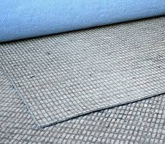 5 x 8 natural steptm 1 4 thick non slip rug pad safe for all