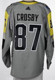 Crosby Sidney All Jersey Star