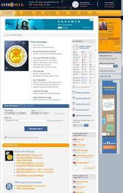 Astro Seek Com My Favorite Astrology App Website Tons Of