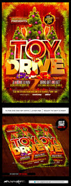 toy drive flyer v by industrykidz graphicriver toy drive flyer v2 holidays events
