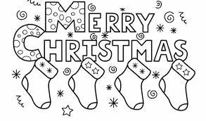 Small Picture XMAS COLORING PAGES