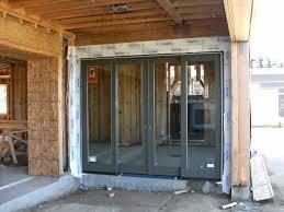 iron exterior french sliding door
