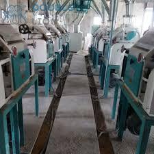Flour Milling Plant Design 40tpd Flour Mill Plant Design And Install Zhengzhou Double