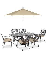 San Lucia Outdoor Patio Furniture Seating Sets U0026 Pieces  Patio Macys Outdoor Furniture Clearance
