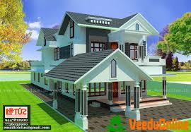 2800 square feet amazing and beautiful kerala home designs