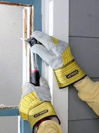 step 2 remove putty and glazing