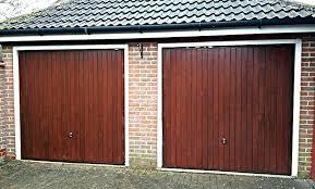 garage door conversion we use an when converting the two single garage doors to one double garage door conversion