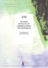 elusive effects of unemployment on happiness