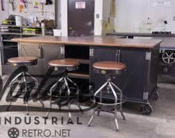 kitchen island cart industrial. Surprising Ideas Industrial Kitchen Island Stunning Design Etsy Cart S