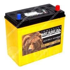 Аккумулятор <b>Тюменский Медведь</b> 65B24L - Аккумуляторы в ...