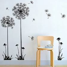 Wall Decor Stickers For Living Room Wall Stickers Art Decals Notonthehighstreetcom Designer Wall