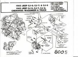 cj series 258 six cyl engine bracket Jeep 4 Cylinder Engine Diagram Jeep I6 Engine