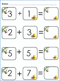 pre kindergarten math worksheets – lovekid.club