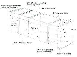 fashionable kitchen cabinet height base cabinet sizes standard base cabinet height standard base cabinet depth standard