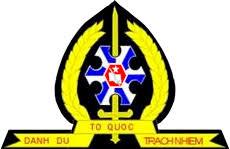 Image result for huy hiệu trường chiến tranh chính trị đà lạt