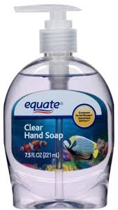 equate liquid hand soap