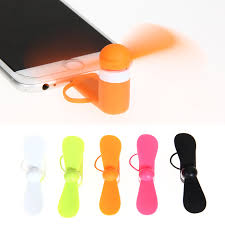 fan for iphone. 2 in 1 portable cell phone mini electric fan usb cooling cooler for iphone samsung iphone