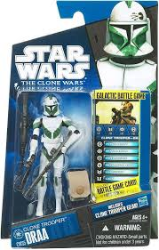 Clone wars clone trooper toys