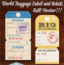 Printable Luggage Tags Sample Luggage Tag Template 28 Free Documents In Pdf Psd
