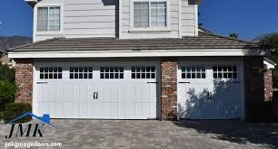 residential garage doors installation