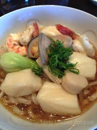 miss: Seafood Udon by Nobu