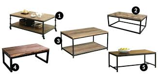 industrial style coffee table industrial style coffee table add casters and this industrial style industrial style