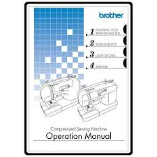 Brother Cs 770 Sewing Machine Manual