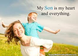 Quotes For Mother And Son Simple Mother And Son Quotes Inspirational List Of Mother Son Love Quotes