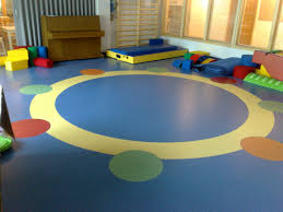 schools nurseries vinyl flooring