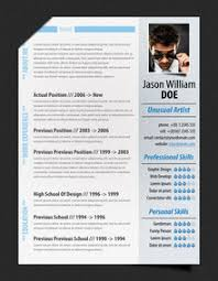 modern format of resumes