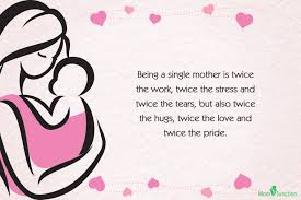 Being A Parent Quotes Delectable 48 Best Single Mom Quotes