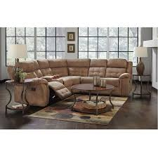 comfortable sectionals. Modren Comfortable 3Piece Cobalt Reclining Sectional Living Room Collection In Comfortable Sectionals