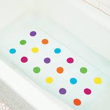 munchkin dandy dots super grip bath mat ba15708