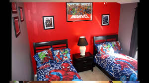 Spiderman Bedroom Decorations Cool Spiderman Bedroom Decorations Ideas Youtube