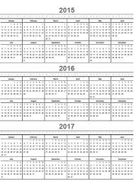 Printable 2015 Calendars By Month Home Life Weekly Printable Calendar 2015
