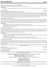 It Consultant Resume Sample Consulting Resume Examples Mckinsey