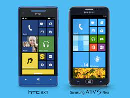 HTC 8XT and Samsung Ativ S Neo are ...
