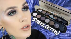 NEW <b>Marc Jacobs Steel</b>(<b>etto</b>) Eye-Conic Palette Overview & Tutorial ...