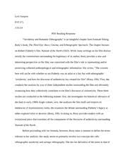 summary essay summary the poetics of propaganda by jim leach  4 pages fst371pdfresponse