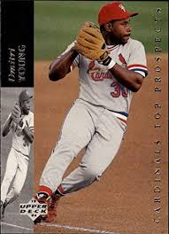 Amazon.com: Baseball MLB 1994 Upper Deck Minors #30 Dmitri Young #30 NM:  Collectibles & Fine Art