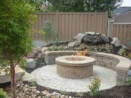 paver fire pit kit awesome enchanting round brick fire pit design pics ideas saomc